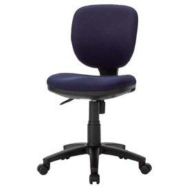 【法人限定】 オフィスチェア 肘なし 布張り レザー張り デスクチェア ミーティングチェア デスク用イス パソコンチェア チェア イス オフィス 事務所 BRU-13
