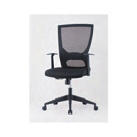 【法人限定】 オフィスチェア 肘付き T型固定肘付 デスクチェア メッシュチェア 事務チェア PCチェア 椅子 ミーティングチェア オフィス家具 会議室 INK-110T