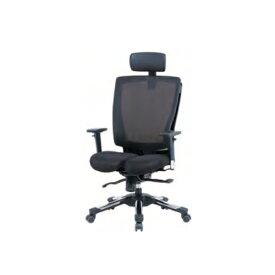 【最大1万円OFFクーポン配布中10月15日限定】【法人限定】 HARA Chair ハラチェア 送料無料 高機能チェア ヘッドレスト付きチェア メッシュ オフィスチェア デスクチェア 健康 チェア オフィス家具 HHC-19A
