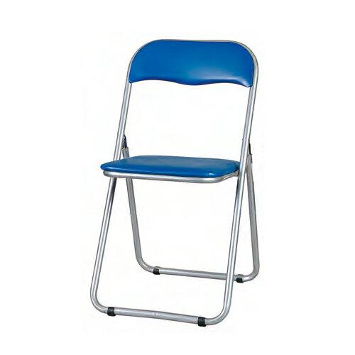 【10/15限定最大10000円OFFクーポン配布】 パイプ椅子 4脚セット 折畳みチェア ミーティングチェア 折畳みイス ビニール張り オフィス 教育施設 セミナー 会議室 簡易イス チェア 椅子 集会 講演 YH-31NS