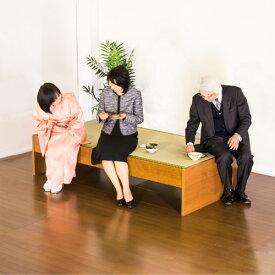 畳ベッド シングル 畳もフレームもオール日本製 防湿防虫加工 畳ベンチ タタミベッド ベンチ 長椅子 日本製 ベッド 国産 介護ベッド 介護用 359