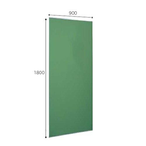 展示パネル 幅1800 高さ900 パーテーション オフィス 展示会 展示室 案内板 ポスター 無地 両面 掲示板 黒板 ピンタイプ ホワイトボード パネル NTZPY-918