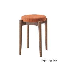 スツール 布張りスツール スタッキングチェア 天然木フレーム 木製脚 丸椅子 背なしチェア 肘なしチェア ナチュラル 北欧 スタッキングスツール CL-782C