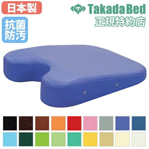 胸当て枕 クッション マッサージ 耐薬品 抗菌 防汚 うつ伏せ まくら 腰枕 日本製 ケアーバスト TB-77C-27