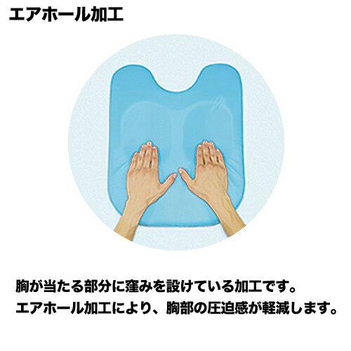 ★送料無料★胸当て枕クッション日本製耐薬品抗菌胸枕腰枕病院整体院マッサージ人気激安薄型ケアーバストTB-77C-73