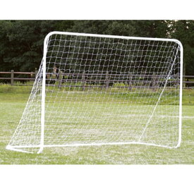 アルミミニゴール ワンタッチ式 簡単組立 ミニサッカー サッカーゴール アルミ製ゴール スポーツ施設 運動施設 教育施設 グラウンド S-0748
