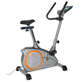 アップライトバイク 送料無料 家庭用 組立不要 フィットネスバイク トレーニングバイク ダイエット 運動 リハビリ マシン DK-8601P