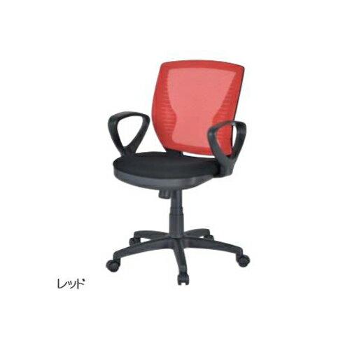オフィスチェア メッシュチェア 肘付 デスクチェア ミーティングチェア 上下昇降チェア オフィス家具 キャスター付きチェア チェア CHM-619A