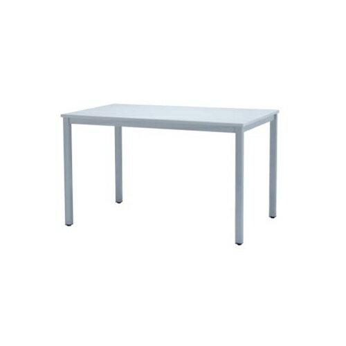 【5月25日00:00〜23:59まで最大1万円OFFクーポン配布】ミーティングテーブル 幅1200×奥行750mm 角型テーブル 長方形テーブル 会議テーブル ワークテーブル オフィス家具 N4型 N4-1275