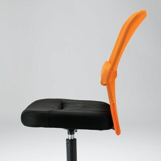 メッシュチェア肘なし椅子オフィスチェアパソコンチェアデスクチェアオフィスチェアオフィス家具会社椅子事務椅子イスハンター肘なしVMC-29