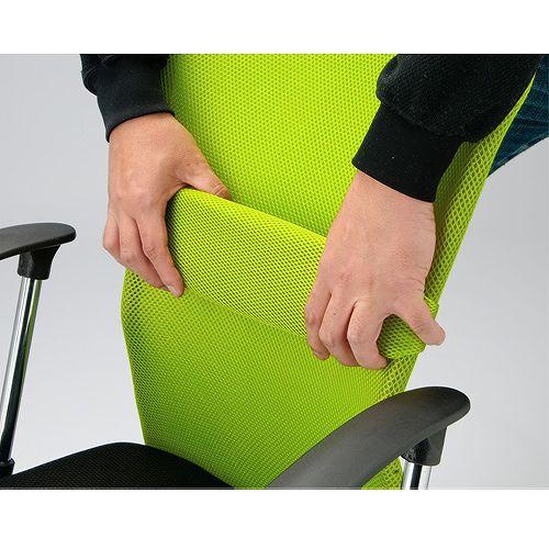 メッシュチェア肘なし椅子オフィスチェアパソコンチェアデスクチェアオフィスチェアメッシュコンパクト会社椅子事務椅子イスハンター肘なしVMC-29