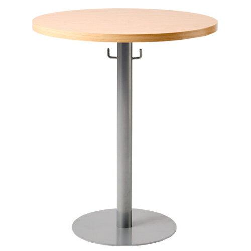 ラウンドテーブル直径600mmミーティングテーブル丸テーブル会議テーブルカフェテーブルホワイト会議用打ち合わせラウンジロビー丸形円形VRT-600