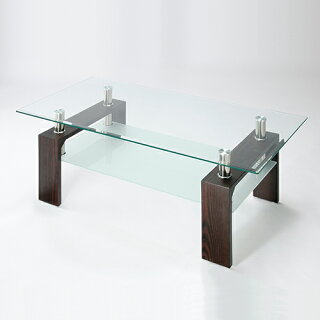 センターテーブルガラスリビングテーブルガラステーブル角型96cmおしゃれコーヒーテーブルローテーブル北欧ホワイトモダンセンターテーブルコレクションテーブルカフェテーブルガラス製テーブルVGT-100
