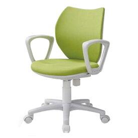 【P5倍1/25 10時〜14時限定&最大1万円クーポン1/24 20時〜1/28 2時】オフィスチェア 肘付き デスクチェア 事務椅子 学習椅子 パソコンチェア モールドウレタン イス コンパクト かわいい 女性向け 小さい フローラル FLO-43F1-F