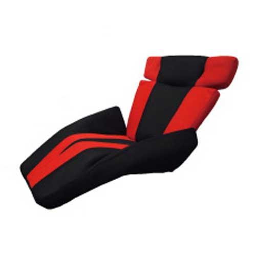 マンボウソファ グラン・デルタ・スーパーマンボウ 送料無料 リクライニング座椅子 1人掛けチェア リクライニングチェア 座椅子 フロアチェア 布製チェア F-1394
