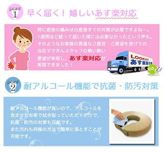 配送情報【あす楽】抗菌・防汚についての説明