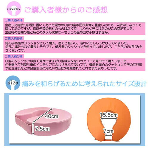 【サイズ・寸法】安心設計説明