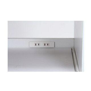 キッチンカウンターキッチンボードキッチン収納レンジ台食器棚幅120cm家電キャスター付き北欧風台所レンジボードキッチンラック96820SAGE-120