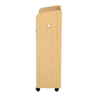 ランドセルラックランドセル収納カバン掛け本棚子供部屋収納ナチュラル絵本ラック絵本棚かわいいこども収納FBC384-197607NORM-3