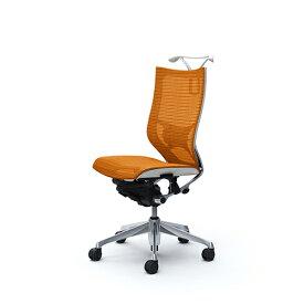 バロン チェア オカムラ オフィスチェア 岡村製作所 イス 椅子 キャスター付き 肘無し パソコンチェア オフィスチェア オフィス家具 CP36AZ 送料無料