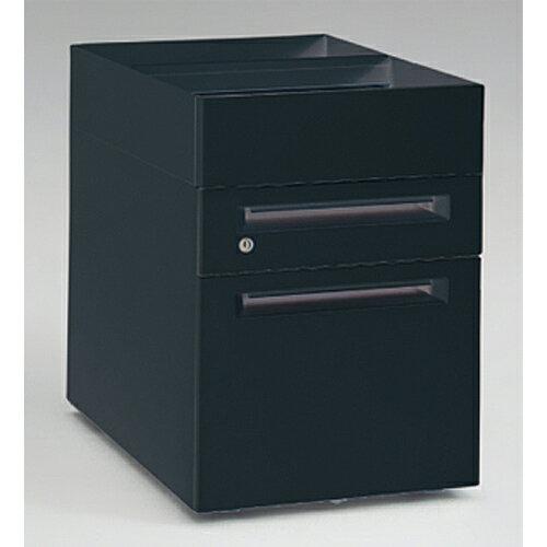 スイフトワゴン 3段 オープンボックスタイプ A4ファイル対応 仕切なし フロント把手 スイフト Swift サイドワゴン 送料無料 DNC3BA