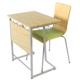 学習机セット デスク 机 椅子 イス スタッキングチェア パソコンデスク おしゃれ コンパクト シンプル ラック 省スペース ナチュラル 収納 スリム YTH-14246S
