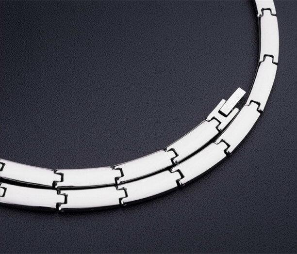 【純チタンネックレス】メンズ レディース ゲルマニウム ゲルマ オリジナルデザイン 肩こり ゴルフ 健康 電磁波 ネックレスお洒落な312粒