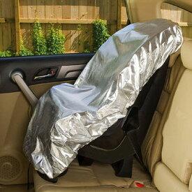 チャイルドシート カバー 車用 紫外線防止 旅行 折りたたみ コンパクト 軽量 チャイルドシート カバー 車用 劣化防止 遮熱 防熱 送料無料