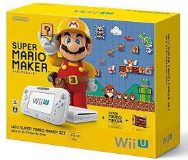 Wii U スーパーマリオメーカー セット [video game]