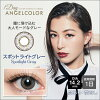 Angel Color Dailys+ [1 Box 10 pcs] / Daily Disposal 1Day Disposable Colored Contact Lens DIA14.0mm - 14.2mm