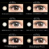 Dope Wink 1DAY [1 Box 10 pcs] / Daily Disposal 1Day Disposable Colored Contact Lens DIA14.5mm