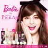 Barbie by PienAge 2Week [1 Box 6 pcs] / 2weeks Disposal 2Weeks Disposable Colored Contact Lens DIA 14.5mm 14.2mm
