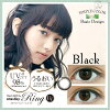 Neo Sight 1day Ring UV [30 pcs x 1boxes] / Daily Disposal 1day Disposal Colored Contact Lens DIA14.0mm Brown / Black