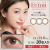 Femii  [1 Box 30 pcs] / Daily Disposal 1Day Disposable Colored Contact Lens DIA14.0mm