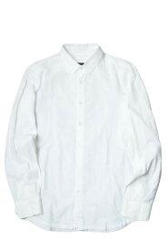 SOPHNET. ソフネット 日本製 OVERDYE REGULAR COLLAR SHIRT レギュラーカラーシャツ SOPH-140104 S ホワイト トップス【中古】【SOPHNET.】