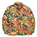 Nigel Cabourn x ELEMENT ナイジェルケーボン エレメント 19AW 別注 THE ALDER HUNTING PARKA ハンティングパーカー A…