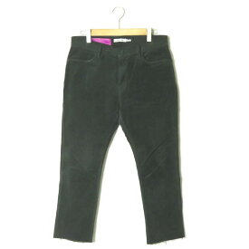 nonnative x UNITED ARROWS & SONS ノンネイティブ ユナイテッドアローズ アンド サンズ 別注 DWELLER TIGHT FIT JEANS C/P CORD STRETCH VEGETABLE DYED ストレッチコーデュロイパンツ NN-P2959 4 グリーン ボトムス【中古】【nonnative × UNITED ARROWS & SONS】