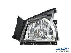 エルフ ヘッド いすゞ トラックパーツ PMエルフ 超低 標準ボディ ワイドボディ用 純正タイプ ヘッドライト 助手席側 H16.6〜H19.4