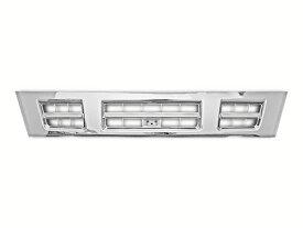 いすゞ トラックパーツ 超低PMエルフ ワイドボディ用 メッキグリル H16.6〜H19.4