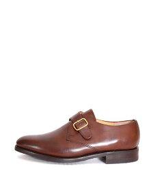 Lloyd Footwearロイドフットウェア 2822 シングルモンク モンクストラップ ブラウン(WALNUT) カーフレザー