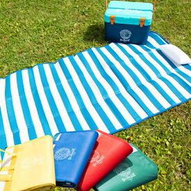 GO BEACH ビーチマット レジャーシート サーフィン 海水浴 アウトドア