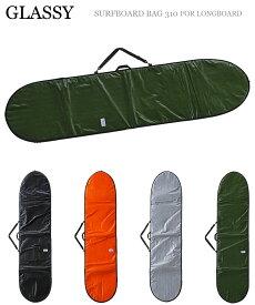 """【送料無料】 サーフボードケース サーフィン ボードケース ハードケース ボードバッグ ロングボード ロング 310cm(9'6"""") GLASSY グラッシー"""