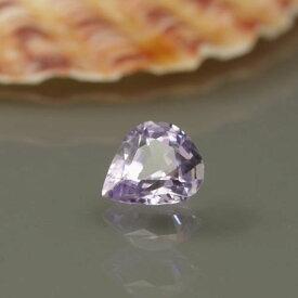 ラベンダースピネル0.85ct鑑別書付 Bh-1421R spinel 尖晶石 レアストーン レアカラー 紫 ルース タンザニア 天然石 稀少石