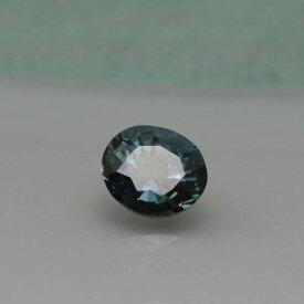 サファリン0.53ct B-1337R サフィリーン sapphirine レアストーン 裸石 稀少石 サファイア類似石 スリランカ 素材 色石 天然石