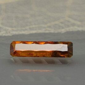 オレンジカイヤナイト0.85ct Bf-1816R 超レア コレクターストーン 天然石 宝石 ルース レアストーン 大阪ウエルダー