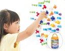 【公式】 Pita-Rico (ピタリコ) 壁も使える新感覚ブロック つみき 知育玩具 ブロック 吸盤 男の子 女の子 立体 お風呂 おもちゃ 指先 知育玩具 誕生日 プレゼント こども 知育おもちゃ