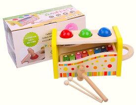 【公式】 森のオトピア 知育玩具 おもちゃ 1歳 2歳 3歳 こども 幼児 誕生日 木のおもちゃ 木製おもちゃ 木製 ハンマートイ スロープ 出産祝い 男の子 女の子 木製玩具