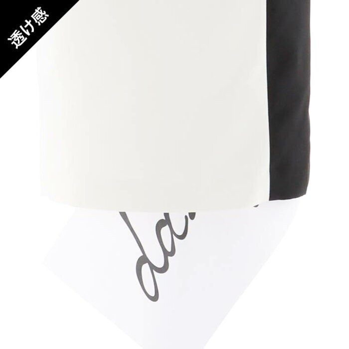 【1000円OFFクーポン】【送料無料】キャバドレスモノトーンバイカラータイト膝丈ドレス[韓国ドレスchangeclothes] キャバキャバドレス大きいサイズドレスワンピース膝丈ドレスセクシーナイトドレスキャバクラレディース