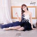 キャバ ドレス クラシカル フラワー レース テールカット ロング ドレス | ドレス キャバ キャバドレス 大きいサイズ …