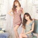 キャバ ドレス エレガンス フラワー スリット タイト ミニ ドレス | ドレス キャバ キャバドレス 大きいサイズ ドレス…